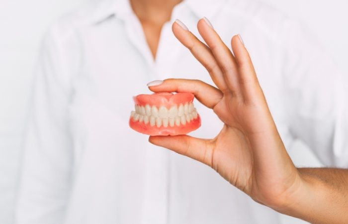 Dentures - Woodbury Park Dental